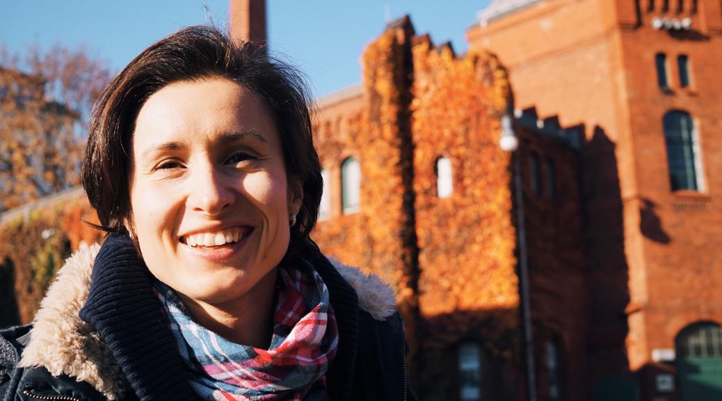 Sonia Fizek (picture by Lorenzo Pilia)