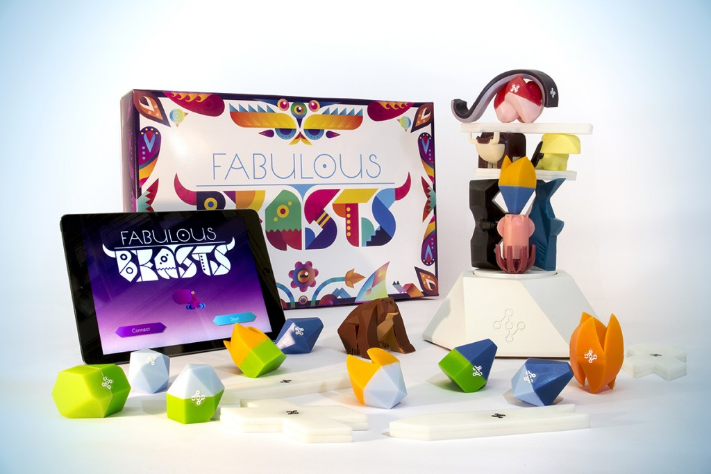 Fabulous Beasts by Sensible Object